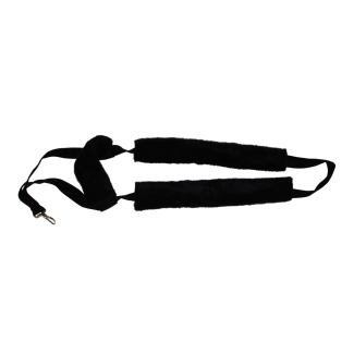 T-2S Supine Traction Harness With Forehead and Underarm Strap